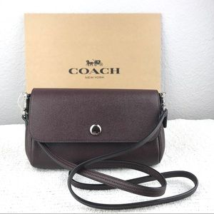 Coach Ruby Reversible Crossbody Purse